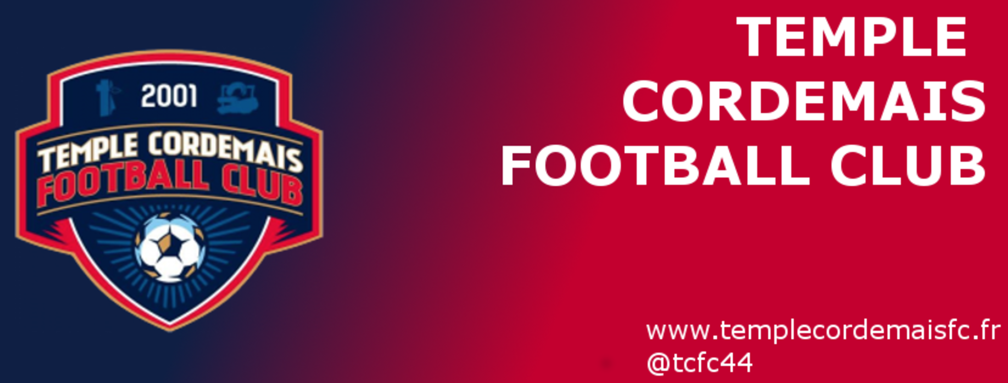 TEMPLE CORDEMAIS FOOTBALL CLUB